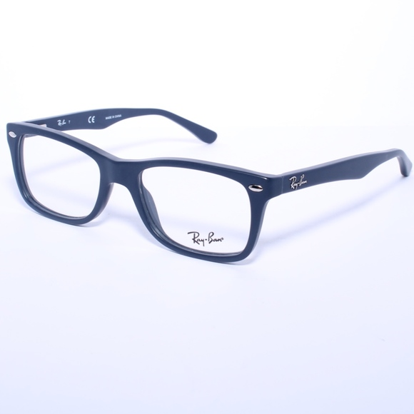 e281aa2e552 Ray Ban Eyeglasses RB5228 5583 Dark Blue Frames. M 5a35a8503800c5489a023d5d